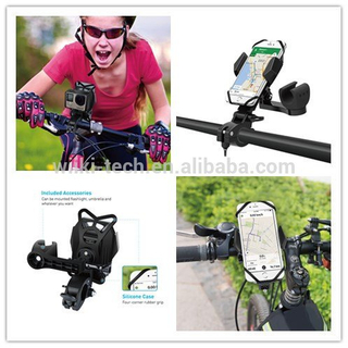 Mobile Bike Phone Mount Holder for Bicycle Handlebars