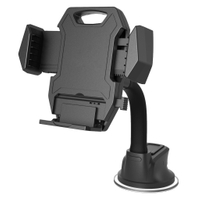 APPS2Car Universal Suction Cup Car Mount Holder for Car Dashboard & Windshield