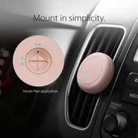Innovations portable air vent car mount holder for iphonex