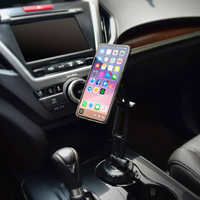Universal Magneti Suction Cup Car Cellphone Holder for Iphone
