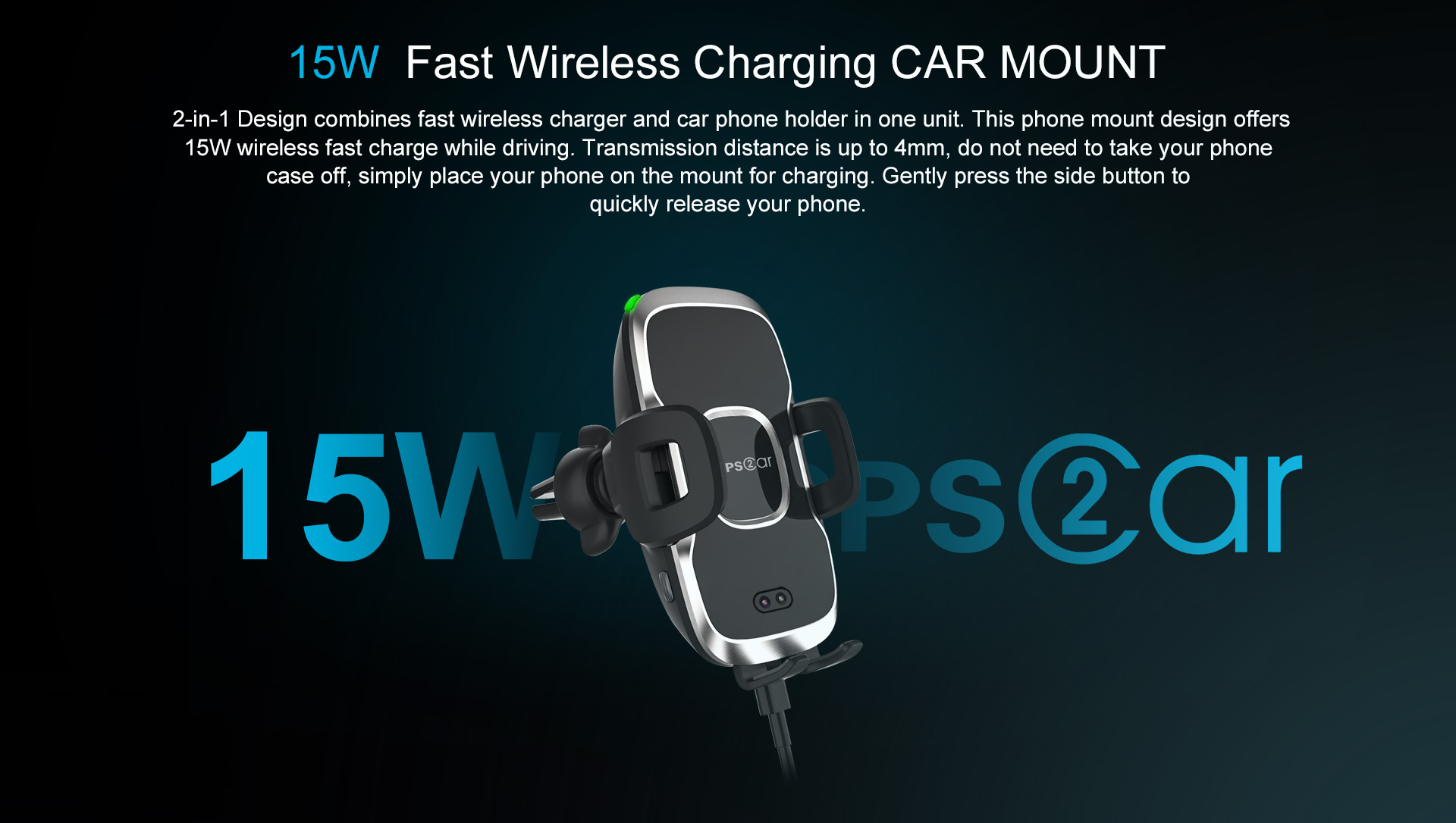 Car wireless charging development history
