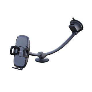 Universal Gooseneck Long Arm Dashboard Car Cell Phone Holder Mount Tablet Stand